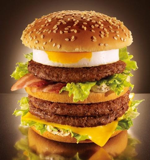 Giappone Mcdonalds - dove si trova questo hamburger in italia, sarebbe ...