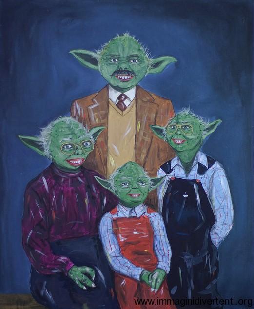 immagine divertente famiglia