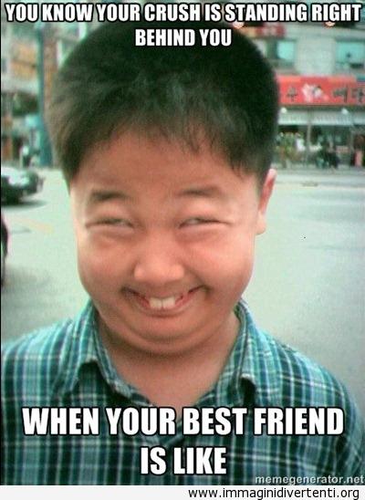 Ogni volta che il vostro migliore amico fa questa Faci immaginidivertenti.org