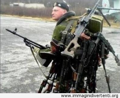 sono un soldato immaginidivertenti.org
