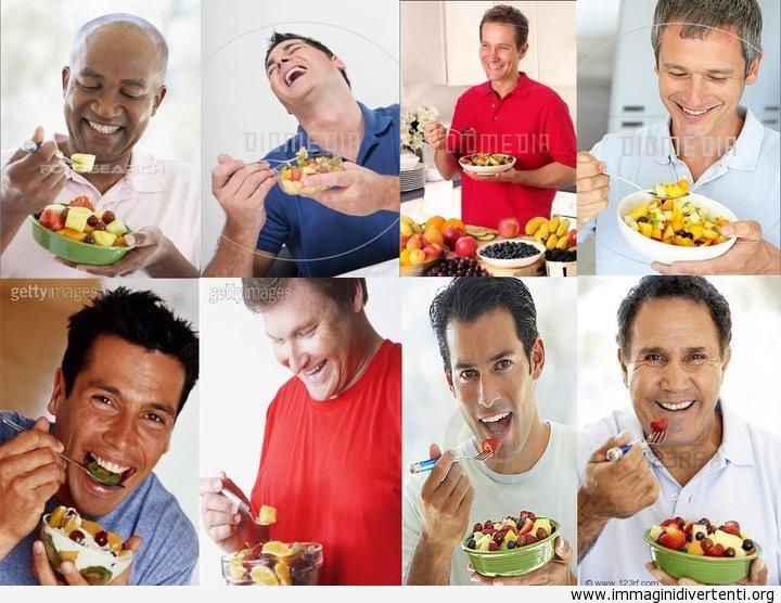 Tutti ridono solo quando si mangia insalataimmaginidivertenti.org