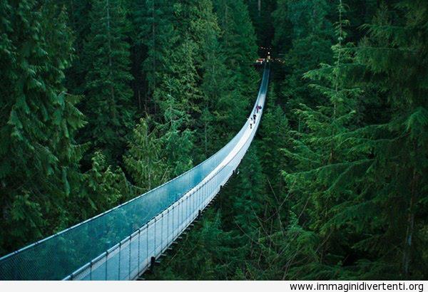 Un ponte in montagna immaginidivertenti.org