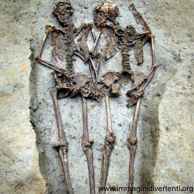 stare insieme anche quando si muore