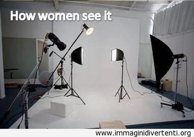 Come vedono le donne