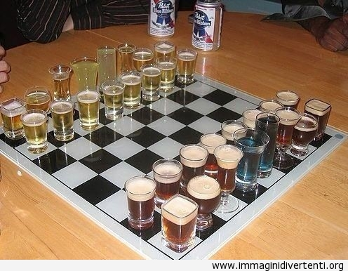 Gli scacchi non sarànno mai uguali immaginidivertenti.org