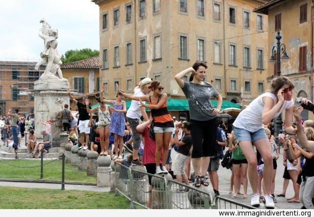 Pisa, guardare con un altro modo immaginidivertenti.org