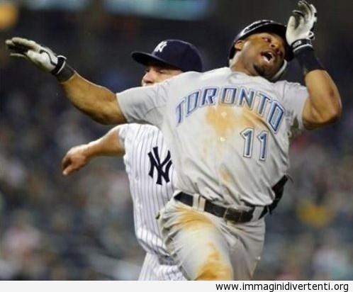 Ciao ragazzi, sono l'esperto di baseball immaginidivertenti.org