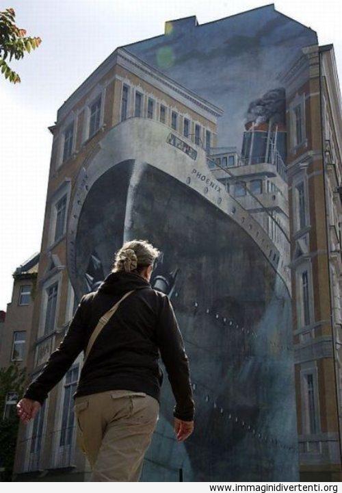 Disegno 3D di una casa immaginidivertenti.org