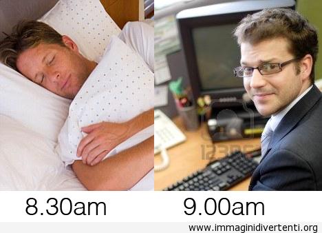 la mia routine mattutina qualcun altro immaginidivertenti.org