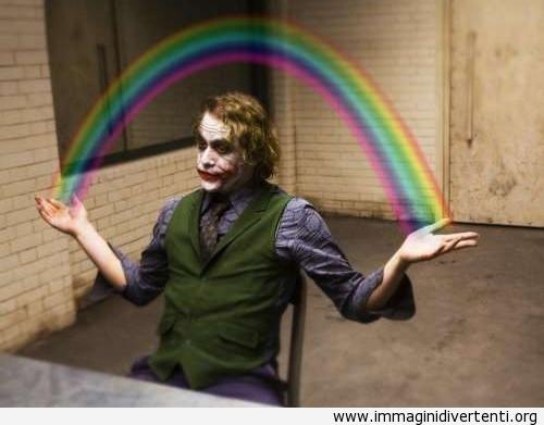 Perché è così l'arcobaleno? immaginidivertenti.org