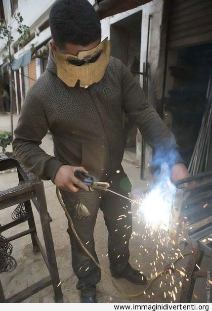Saldare i metalli come un boss immaginidivertenti.org