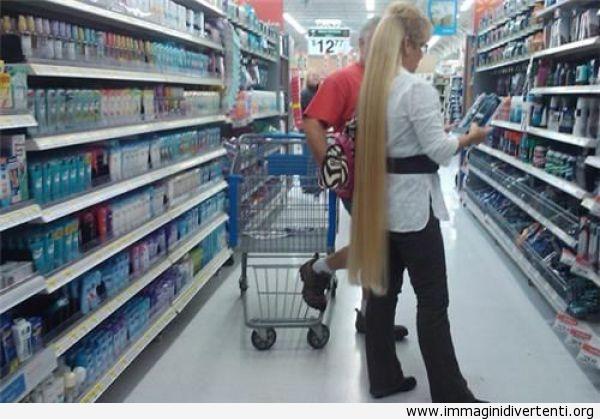 Ti piacerebbe i capelli lunghi così immaginidivertenti.org