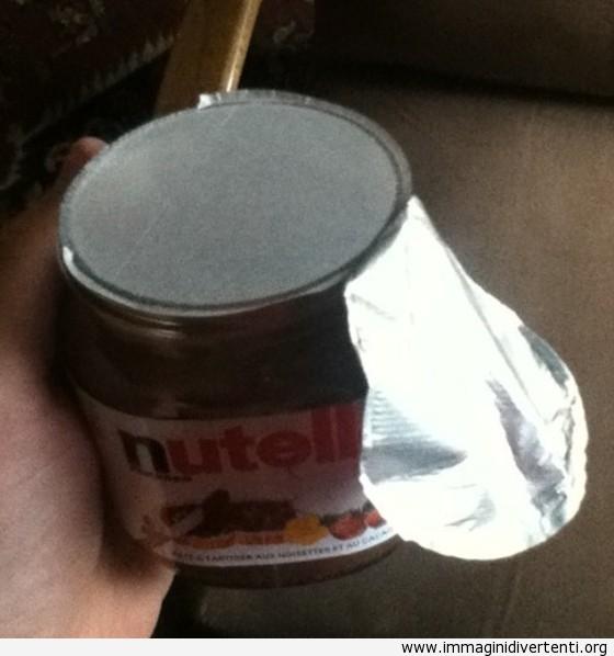 Che altro devo sopportare per la tua bontà cioccolatoso? immaginidivertenti.org