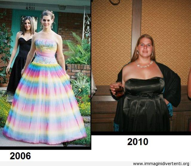 Con il passare del tempo... molte cose si cambia immaginidivertenti.org