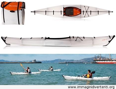 Il conveniente, kayak pieghevole immaginidivertenti.org