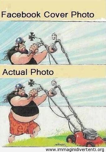 Reale foto del profilo Facebook immaginidivertenti.org