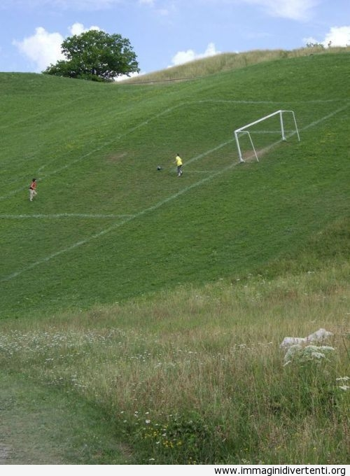Speciale campo di calcio immaginidivertenti.org