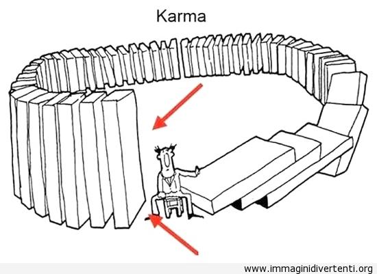 spiegazione karma immaginidivertenti.org