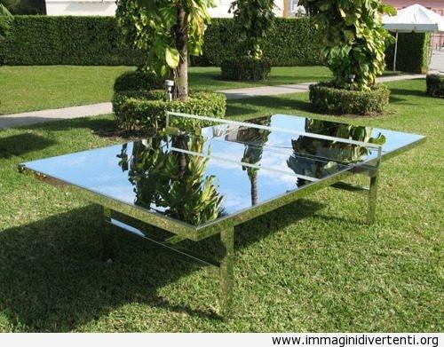 Tavolo di ping pong creativo immaginidivertenti.org