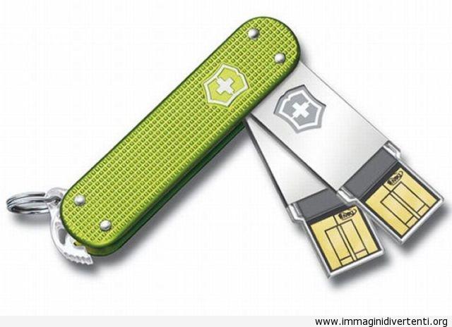 USB Pen Drive creativo immaginidivertenti.org