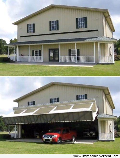 Villa con garage creativa immaginidivertenti.org