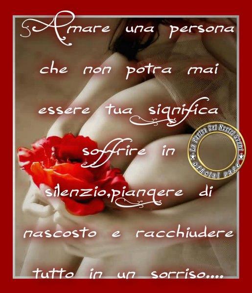 Amare una persona che non potra mai essere tua immaginidivertenti.org