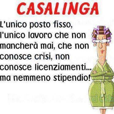cCasalinga, l'unico posto fisso... immaginidivertenti.org
