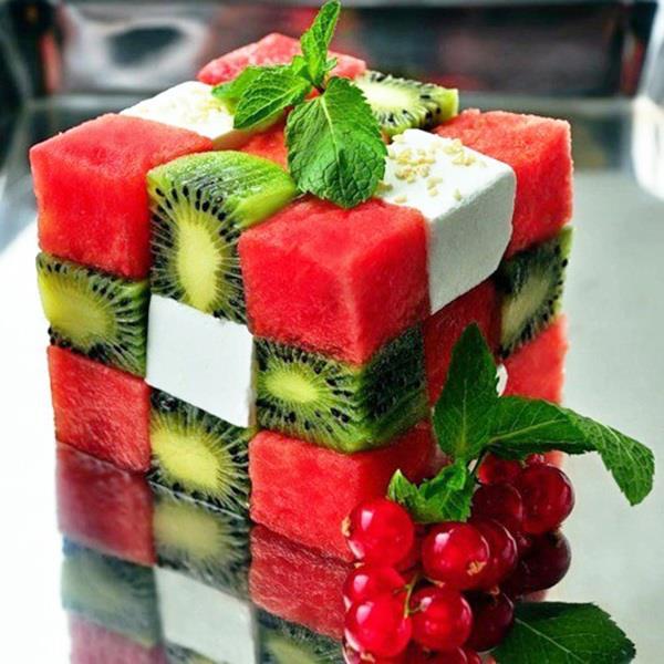 Cubo di Rubik alla Frutta immaginidivertenti.org