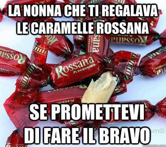 La nonna che ti regalava le caramelle rossana immaginidivertenti.org
