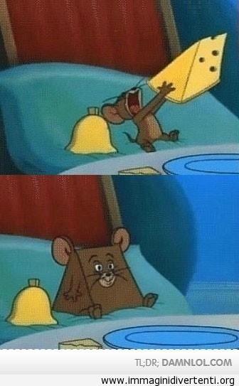 Questo è il motivo per cui mi piace Tom e Jerry immaginidivertenti.org