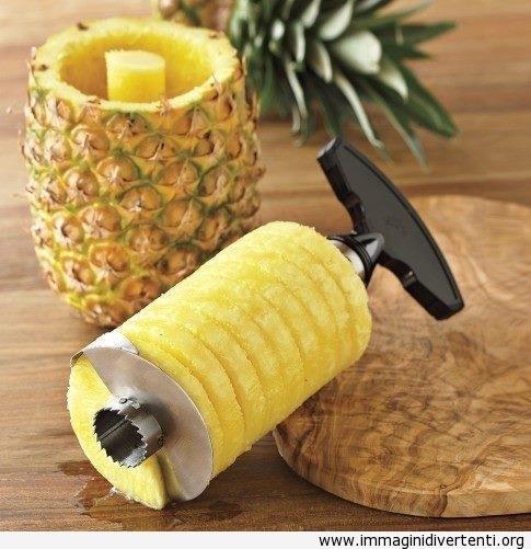 Strumento creativo per ananas immaginidivertenti.org