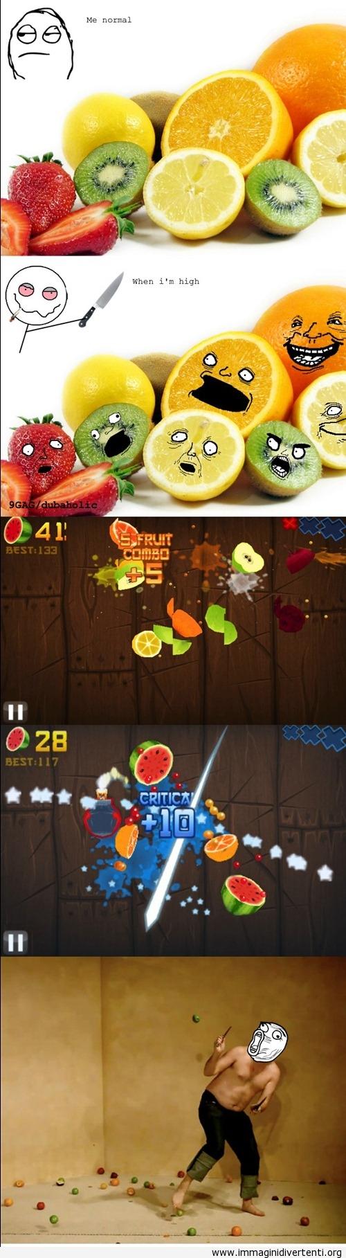 tagliare frutta immaginidivertenti.org