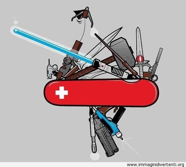 Coltello multiuso svizzero immaginidivertenti.org