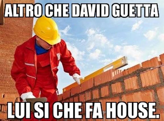 Altro che David Guetta, lui si che fa house immaginidivertenti.org