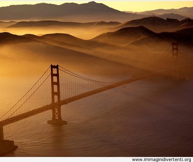 Il ponte al crepuscolo immaginidivertenti.org
