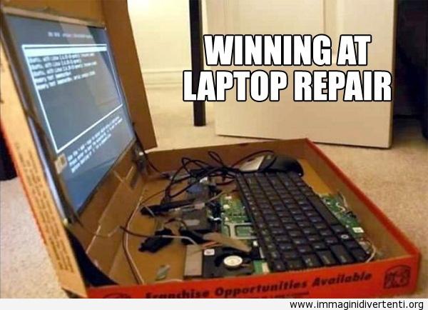 Laptop di successo immaginidivertenti.org