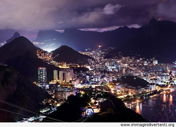 Rio di notte immaginidivertenti.org