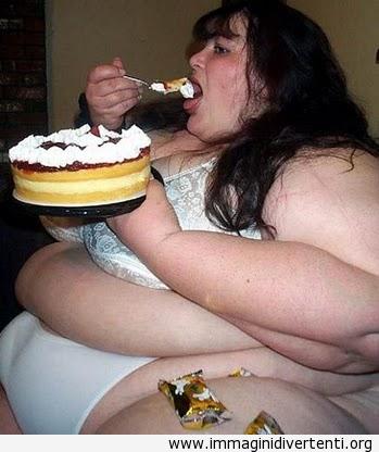 Mangiare Una Torta